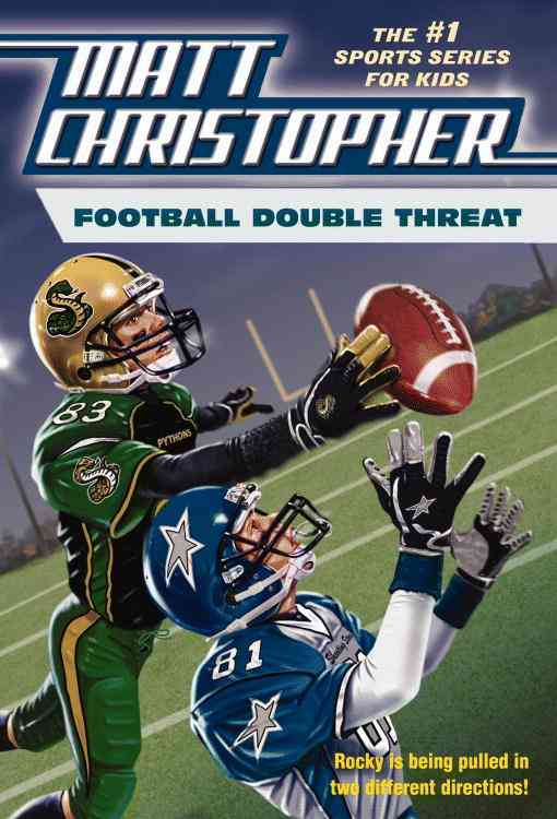 Football Double Threat By Christopher, Matt/ Peters, Stephanie